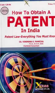 How to Obtain a PATENT in India