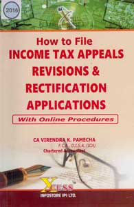 How to File Income Tax Appeals Revisions & Rectification Applications (with Online Procedures)