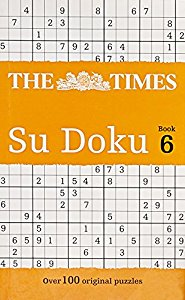 THE TIMES SU DOKU - BOOK 6