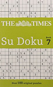 THE TIMES SU DOKU BOOK 7