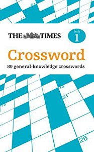 THE TIMES CROSSWORD BOOK 1