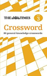 THE TIMES CROSSWORD BOOK 3