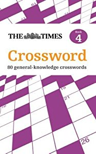 THE TIMES CROSSWORD BOOK 4