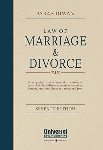 Law of Marriage & Divorce
