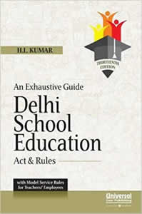 An Exhaustive Guide Delhi School Education Act and Rules