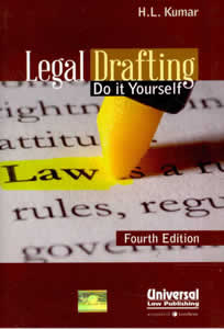 Legal Drafting - Do It Yourself