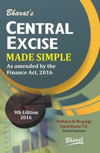 Central EXCISE - Made Simple