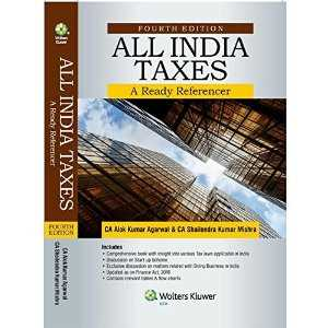 All India Taxes (A Ready Referencer)