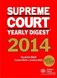 Supreme Court Yearly Digest 2014