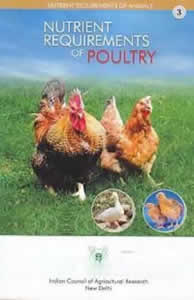Nutrient Requirements of Poultry