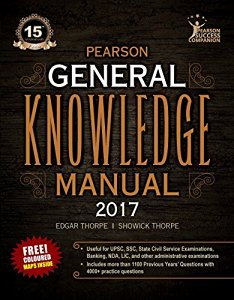 The Pearson General Knowledge Manual 2017