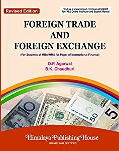 Foreign Trade and Foreign Exchange