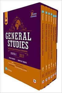 General Studies Paper 1 for Civil Services Preliminary Examination 2017 (in 6 Parts)