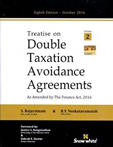 Treatise on Double Taxation Avoidance Agreements (in 2 Vols.)