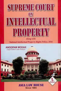 Supreme Court on Intellectual Property