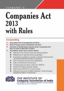 COMPANIES ACT Indian Bare Acts - India Bare Act - Law Firm Lawyers India