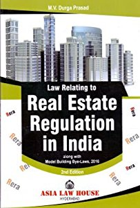 Law relating to Real Estate Regulation in India