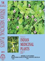 Reviews on Indian Medicinal Plants [Vol. 14 (La-Ly)]