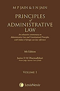 Principles of Administrative Law (in 2 Vols.)