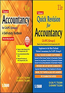 Accountancy for CA-IPCC (Group-I) - A Self Study Guide with Quick Revision for Accountancy