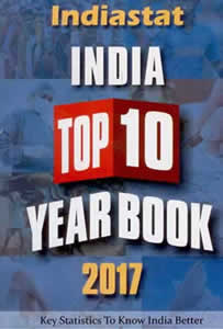Indiastat India Top 10 Year Book 2017