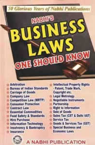 BUSINESS LAWS - One Should Know