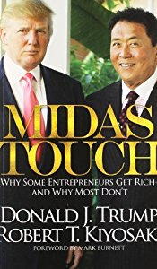 Midas Touch: Why Some Entrepreneurs Get Rich-And Why Most Dont (Hardcover)