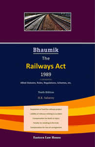 The Railways Act, 1989