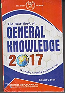 The Best Book of General Knowledge 2017