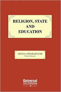 Religion, State and Education