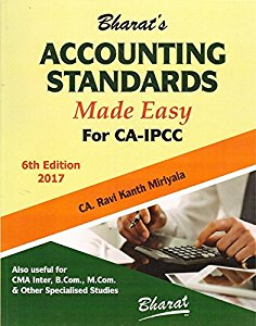 Accounting Standards Made Easy for IPCC