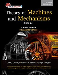 Theory of Machines and Mechanisms (SI Edition)