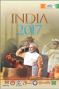 INDIA 2017 - A Reference Annual (in English)