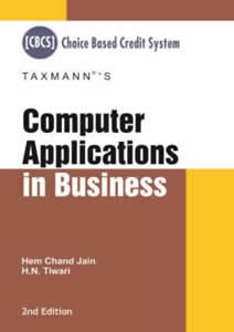 Computer Applications in Business Choice Based Credit System(CBCS)