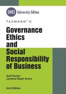 Governance, Ethics & Social Responsibility of Business