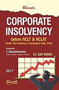 CORPORATE INSOLVENCY before NCLT & NCLAT (Practice & Procedure)