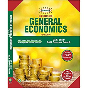 Padhukas Basics of General Economics For CA CPT