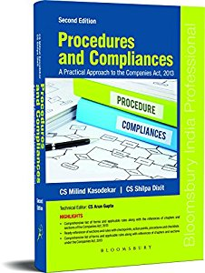 Procedures and Compliances A Practical Approach to the Companies Act, 2013