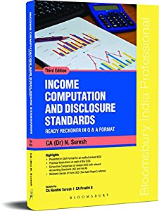 Income Computation and Disclosure Standards - Ready Reckoner in Q&A Format