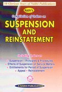 Compilation of Orders on Suspension and Reinstatement