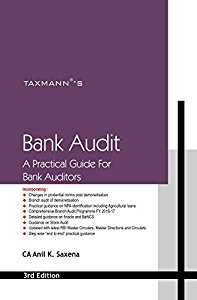Bank Audit - A Practical Guide For Bank Auditors