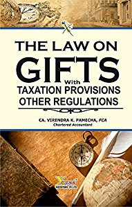 Law of GIFTS with Taxation Provisions other Regulations