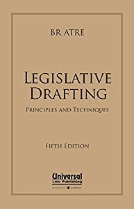 Legislative Drafting - Principles and Techniques