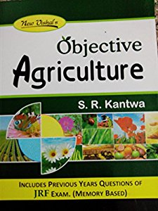 Objective Agriculture for J. R. F.   Exam.