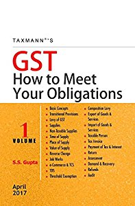 GST - How to Meet Your Obligations (in 2 Volumes)