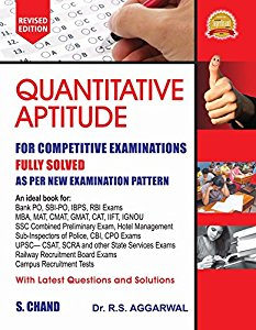 Quantitative Aptitude (Fully Solved)