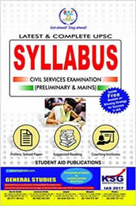 Latest & Complete UPSC Syllabus for Civil Services Examinations (Preliminary & Mains)