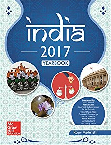INDIA Yearbook - 2017