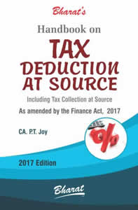 Handbook on Tax Deduction At Source (TDS)