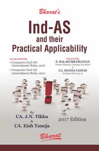 Ind-AS and their Practical Apllicability
